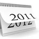 end of 2011